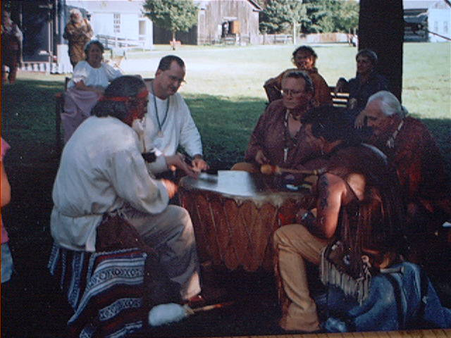 Native Drum Circle